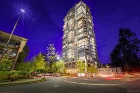 "Main Photo: 1001 301 CAPILANO Road in Port Moody: Port Moody Centre Condo for sale in ""THE RESIDENCES AT SUTER BROOK"" : MLS® # R2218730"