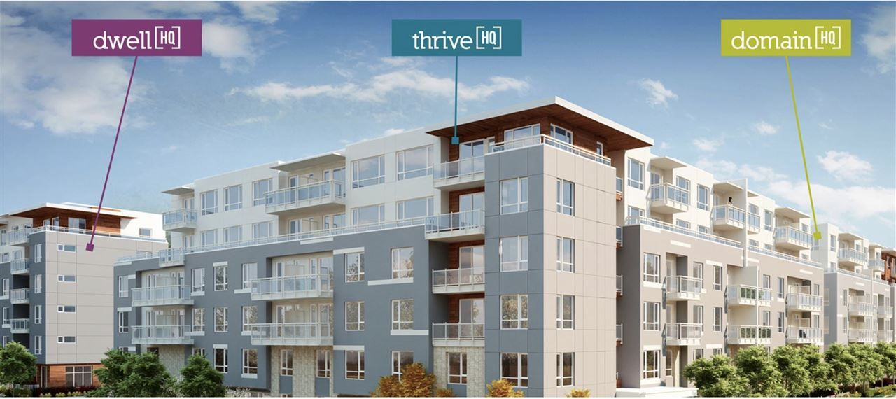 "Main Photo: 503 13963 105A Street in Surrey: Whalley Condo for sale in ""HQ-DWELL"" (North Surrey)  : MLS® # R2240853"