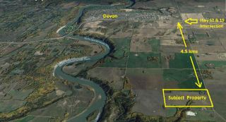 Main Photo: 26542 Twp Rd 504: Rural Leduc County Rural Land/Vacant Lot for sale : MLS®# E4104470