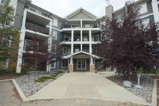 Main Photo: 214 6084 STANTON Drive in Edmonton: Zone 53 Condo for sale : MLS®# E4121194