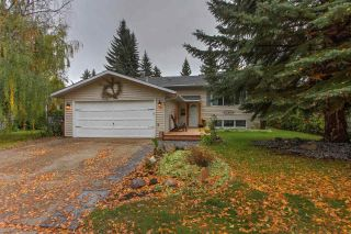 Main Photo: 69 FOREST Drive: St. Albert House for sale : MLS®# E4129878