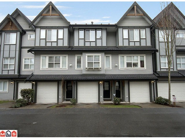 Main Photo: 51 8737 161ST Street in Surrey: Fleetwood Tynehead Townhouse for sale : MLS® # F1106547