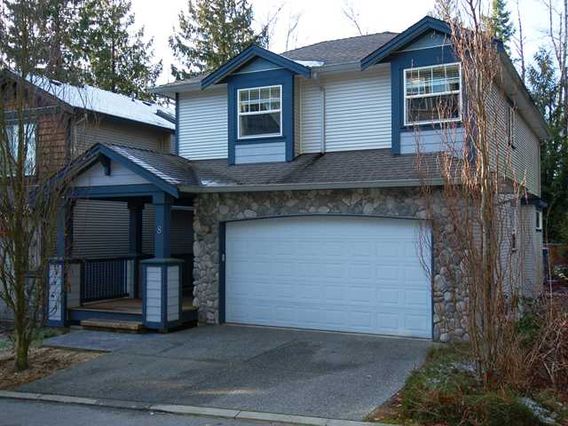 "Main Photo: 8 11495 COTTONWOOD Drive in Maple Ridge: Cottonwood MR House for sale in ""Eastbrook Green"" : MLS® # V880310"
