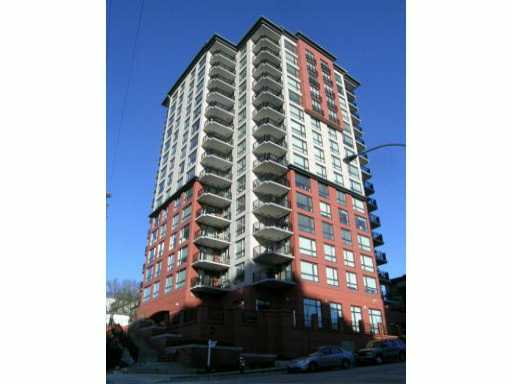 "Main Photo: 1504 833 AGNES Street in New Westminster: Downtown NW Condo for sale in ""NEWS"" : MLS® # V884953"