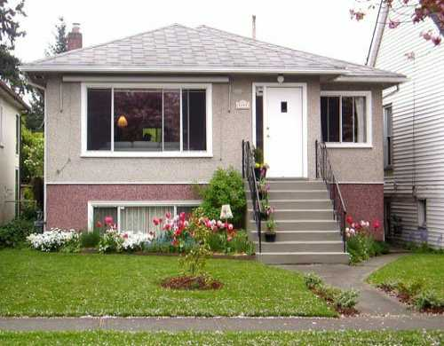 Main Photo: 6452 SOPHIA ST in Vancouver: Main House for sale (Vancouver East)  : MLS® # V588330