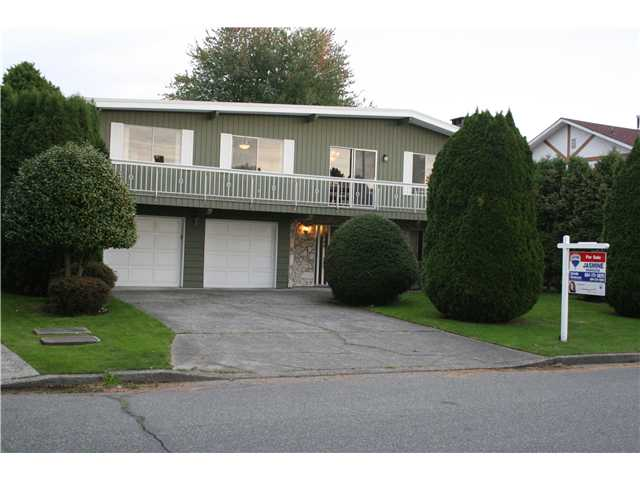 Main Photo: 3580 BARGEN Drive in Richmond: East Cambie House for sale : MLS® # V1031045