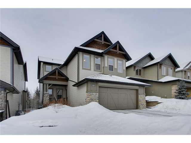 Main Photo: 2423 CORTINA Drive SW in CALGARY: Springbank Hill Residential Detached Single Family for sale (Calgary)  : MLS® # C3599067