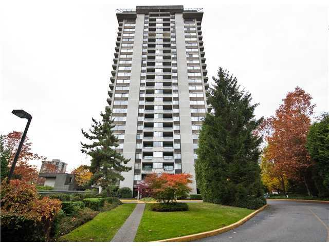 "Main Photo: 1304 9521 CARDSTON Court in Burnaby: Government Road Condo for sale in ""CONCORDE PLACE"" (Burnaby North)  : MLS® # V1049806"