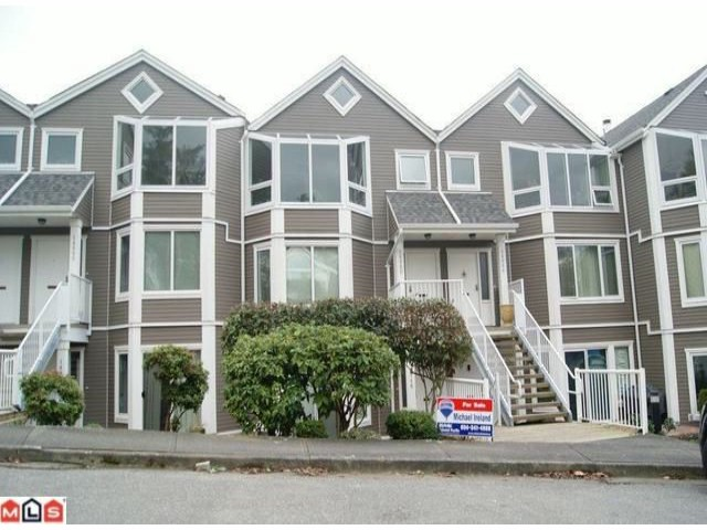 "Main Photo: 14846  BEACHVIEW AV in White_Rock: White Rock Townhouse for sale in ""MARINE COURT"" (South Surrey White Rock)  : MLS® # F1200767"