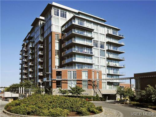 Main Photo: 309 100 Saghalie Road in VICTORIA: VW Songhees Condo Apartment for sale (Victoria West)  : MLS®# 337394