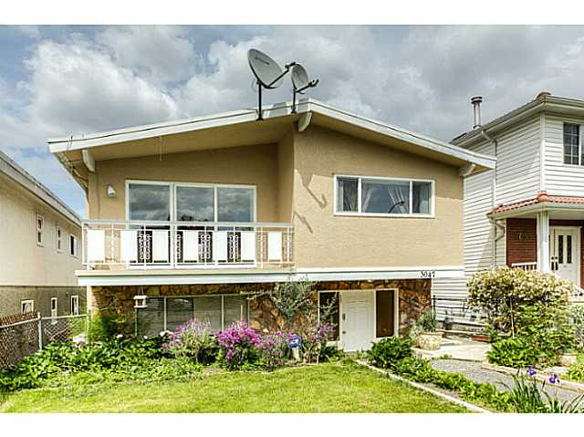 Main Photo: 3047 E 19TH Avenue in Vancouver: Renfrew Heights House for sale (Vancouver East)  : MLS(r) # V1064938
