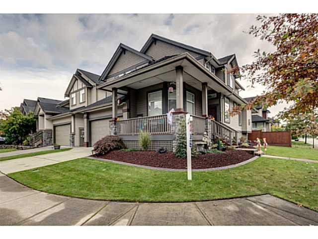 "Main Photo: 11220 BLANEY Crescent in Pitt Meadows: South Meadows House for sale in ""Bonson Landing"" : MLS® # V1091417"
