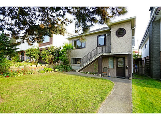 Main Photo: 4810 ALBERT Street in Burnaby: Capitol Hill BN House for sale (Burnaby North)  : MLS® # V1117852