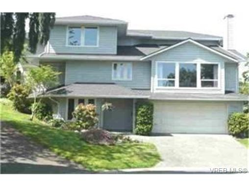 Main Photo: 3708 Nancy Place in VICTORIA: SE Maplewood Single Family Detached for sale (Saanich East)  : MLS® # 257332