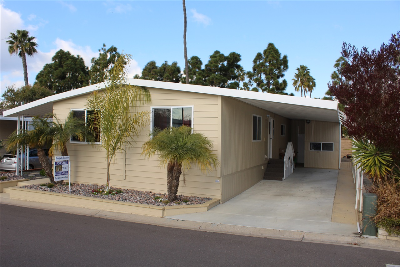 Photo 19: CARLSBAD WEST Manufactured Home for sale : 2 bedrooms : 7304 San Bartolo in Carlsbad