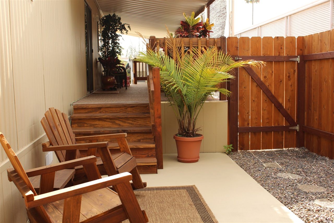 Photo 17: CARLSBAD WEST Manufactured Home for sale : 2 bedrooms : 7304 San Bartolo in Carlsbad