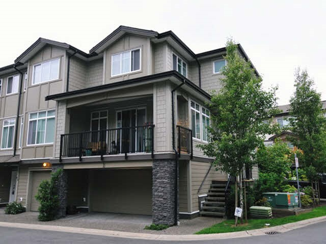 "Main Photo: 66 22865 TELOSKY Avenue in Maple Ridge: East Central Townhouse for sale in ""WINDSONG"" : MLS® # R2110317"