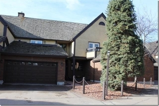 Main Photo: 1616 BEARSPAW Drive W in Edmonton: Zone 16 Townhouse for sale : MLS® # E4042923
