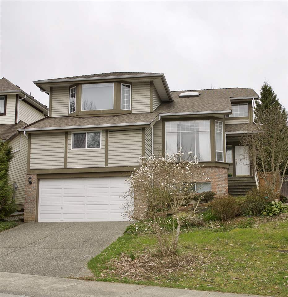 Main Photo: 2921 VALLEYVISTA Drive in Coquitlam: Westwood Plateau House for sale : MLS® # R2158242