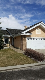 Main Photo: 45 920 119 Street in Edmonton: Zone 16 House Half Duplex for sale : MLS(r) # E4061550