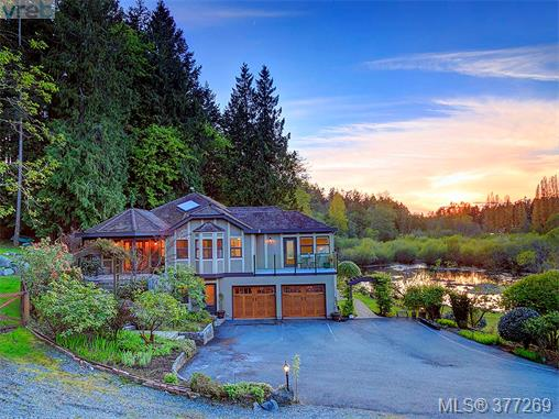 Main Photo: 11120 Alder Road in NORTH SAANICH: NS Lands End Single Family Detached for sale (North Saanich)  : MLS(r) # 377269