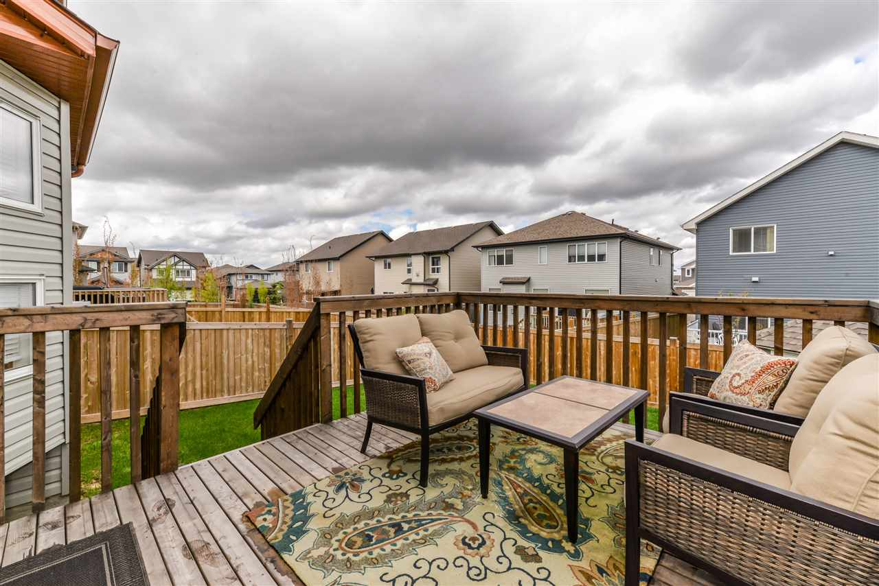 Photo 27: 35 CODETTE Way: Sherwood Park House for sale : MLS® # E4065139
