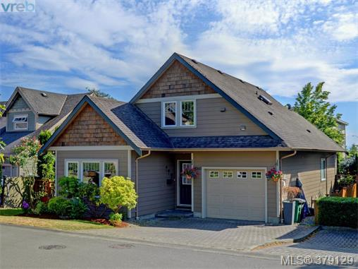 Main Photo: 4060 Blackberry Lane in VICTORIA: SE High Quadra Single Family Detached for sale (Saanich East)  : MLS(r) # 379129