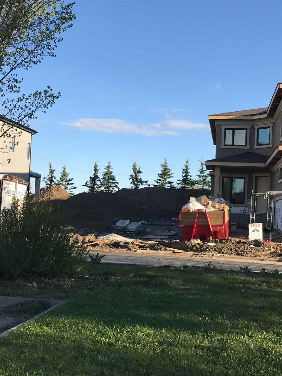 Main Photo: 1768 Bowness Wynd SW in Edmonton: Zone 55 Vacant Lot for sale : MLS(r) # E4026506