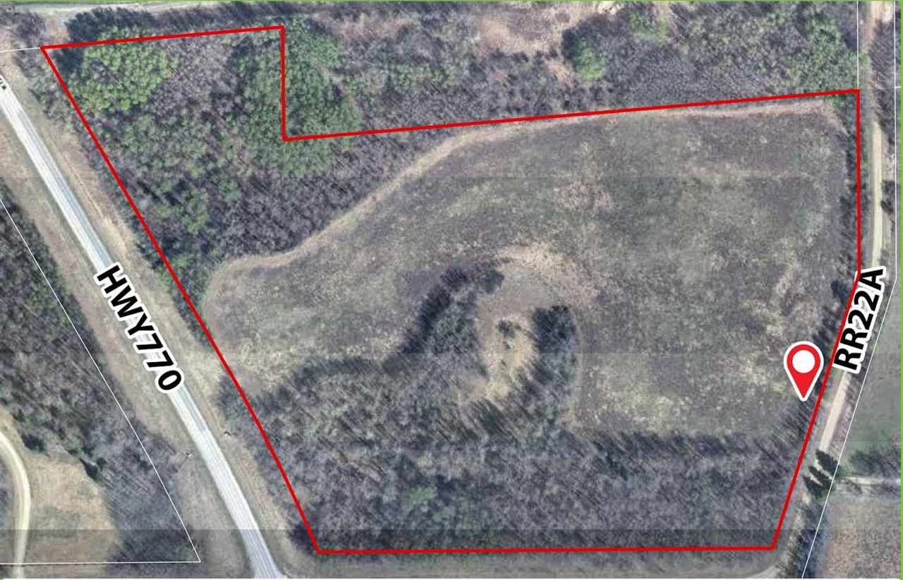 Main Photo: 52502 Range Road 22A: Rural Parkland County Rural Land/Vacant Lot for sale : MLS® # E4069524