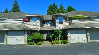 "Main Photo: 27 21491 DEWDNEY TRUNK Road in Maple Ridge: West Central Townhouse for sale in ""DEWDNEY WEST"" : MLS® # R2184307"