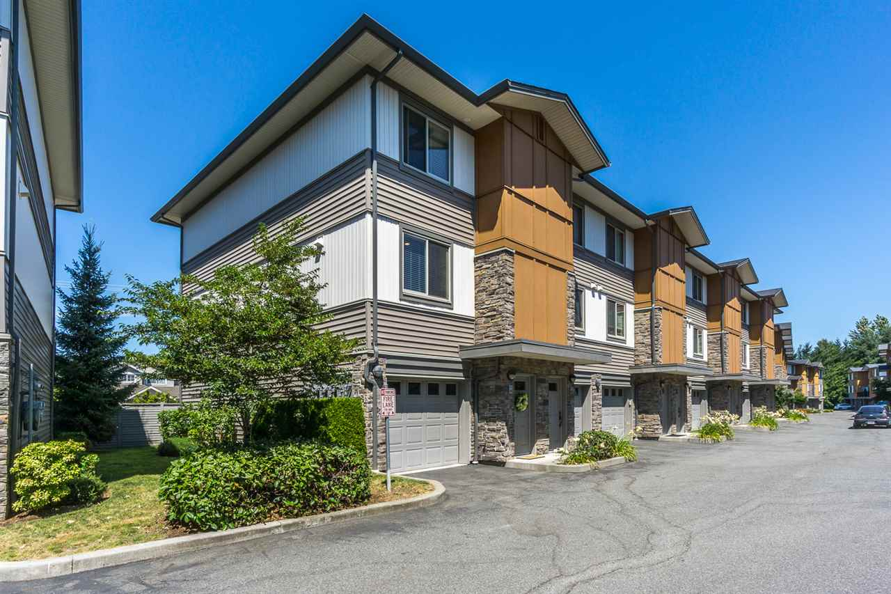 "Main Photo: 89 34248 KING Road in Abbotsford: Poplar Townhouse for sale in ""Argyle"" : MLS(r) # R2189727"