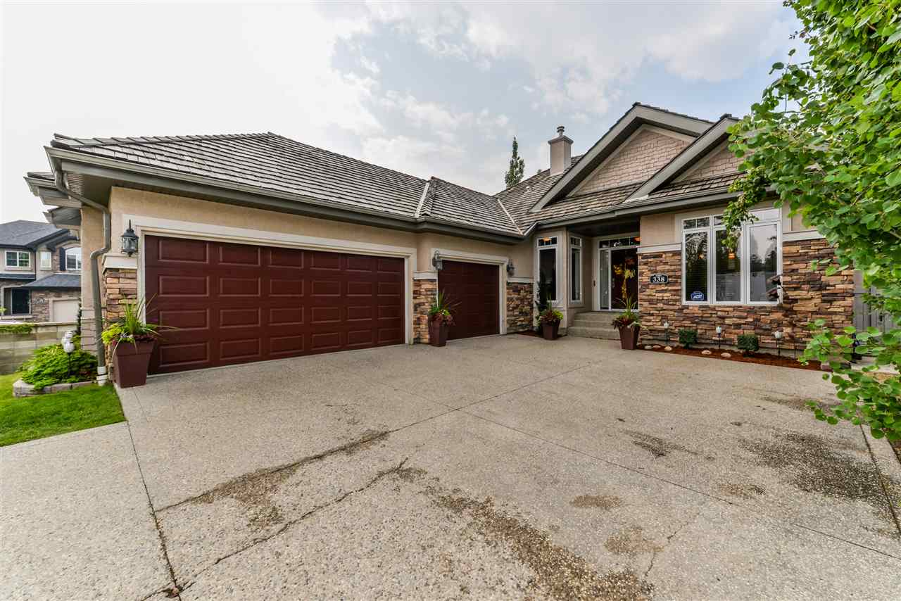 Main Photo: 338 CALDWELL Close NW in Edmonton: Zone 20 House for sale : MLS® # E4075462