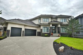Main Photo: 3505 WATSON Point in Edmonton: Zone 56 House for sale : MLS® # E4076282