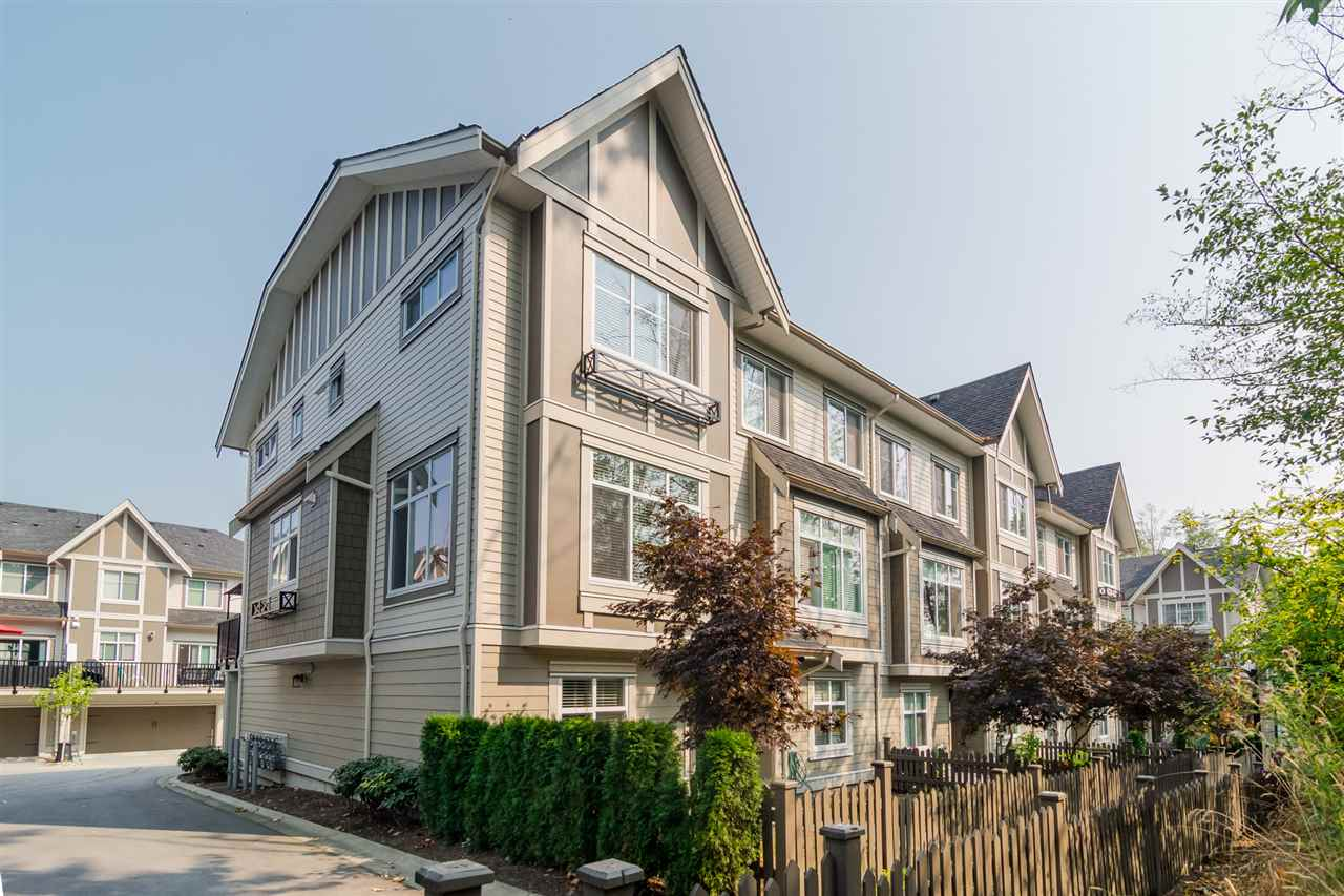 "Main Photo: 55 6591 195A Street in Surrey: Clayton Townhouse for sale in ""ZEN"" (Cloverdale)  : MLS® # R2196362"