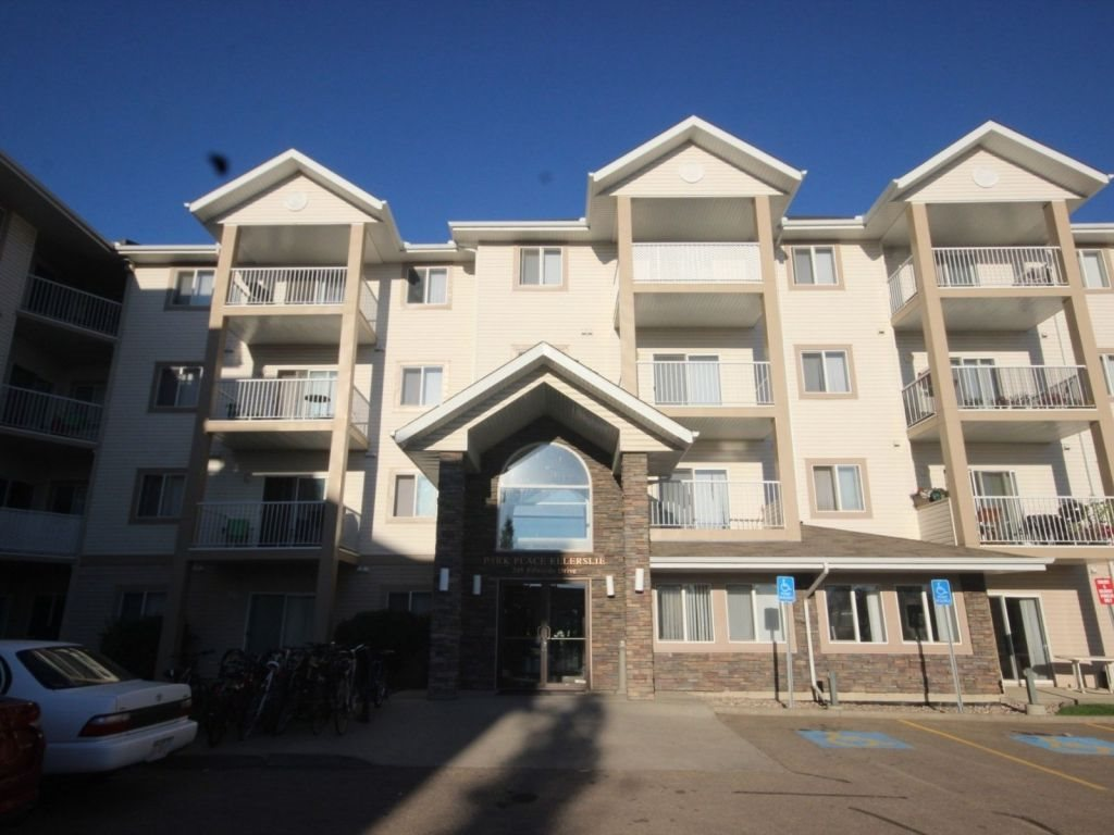 Main Photo: 227 245 Edwards Drive in Edmonton: Zone 53 Condo for sale : MLS® # E4078090