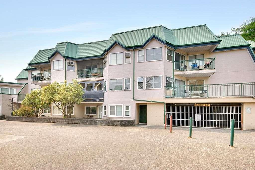Main Photo: 206 918 RODERICK Avenue in Coquitlam: Maillardville Condo for sale : MLS® # R2206976