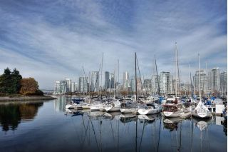 Main Photo: 341 658 LEG IN BOOT Square in Vancouver: False Creek Condo for sale (Vancouver West)  : MLS® # R2219375