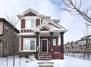 Main Photo: 1100 CHAPPELLE Boulevard in Edmonton: Zone 55 House for sale : MLS® # E4088192
