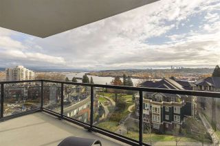 "Main Photo: 703 15 E ROYAL Avenue in New Westminster: Fraserview NW Condo for sale in ""Victoria Hill"" : MLS® # R2222529"