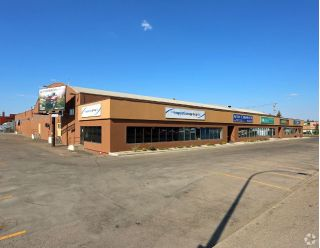 Main Photo: 12004 111 Avenue in Edmonton: Zone 08 Retail for lease : MLS®# E4089057