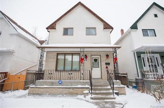 FEATURED LISTING: 709 Elgin Avenue Winnipeg