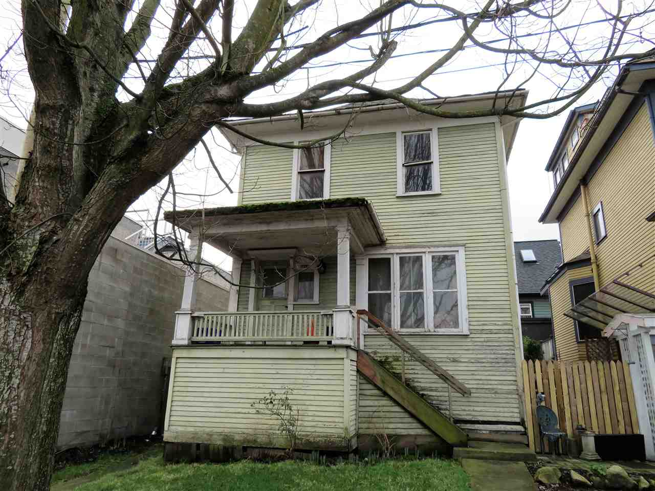 Main Photo: 2314 ONTARIO Street in Vancouver: Mount Pleasant VE House for sale (Vancouver East)  : MLS® # R2236005