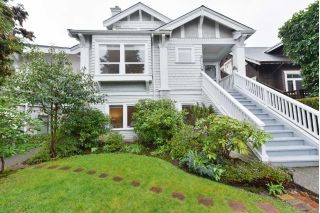 Main Photo: 2996 W 3RD Avenue in Vancouver: Kitsilano Townhouse for sale (Vancouver West)  : MLS®# R2254744