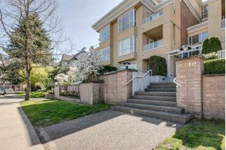"Main Photo: 102 2340 HAWTHORNE Avenue in Port Coquitlam: Central Pt Coquitlam Condo for sale in ""Barrington Place"" : MLS®# R2260889"