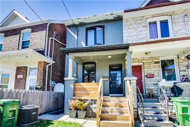 Main Photo: 18 Norman Avenue in Toronto: Corso Italia-Davenport House (2-Storey) for sale (Toronto W03)  : MLS®# W4113923