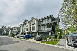 "Main Photo: 75 8570 204 Street in Langley: Willoughby Heights Townhouse for sale in ""Woodland Park"" : MLS®# R2265794"