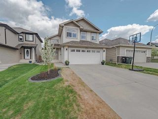 Main Photo: 4092 Crowsnest Crescent: Sherwood Park House for sale : MLS®# E4123785