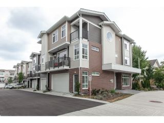 Main Photo: 22 20901 83RD Avenue in Langley: Willoughby Heights Townhouse for sale : MLS®# R2302959