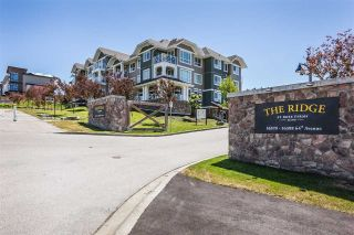 "Main Photo: 215 16398 64 Avenue in Surrey: Cloverdale BC Condo for sale in ""The Ridge at Bose Farm"" (Cloverdale)  : MLS®# R2309894"