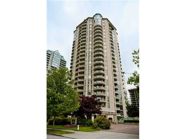 "Main Photo: 1402 6188 PATTERSON Avenue in Burnaby: Metrotown Condo for sale in ""WIMBLEDON CLUB"" (Burnaby South)  : MLS(r) # V893740"